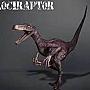 迅猛龍名稱「Velociraptor」意指「敏捷的盜賊」
