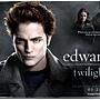 《暮光之城》吸血鬼紳士愛德華