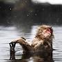 冬天洗澡要......