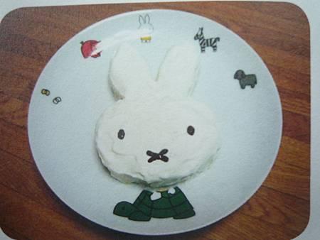 米飛兔蛋糕
