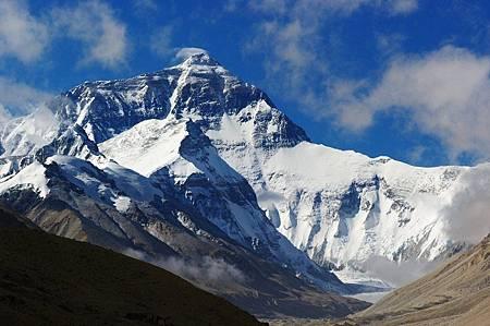 世界屋脊聖母峰
