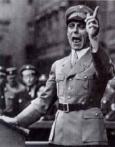 保羅·約瑟夫·戈培爾,納粹德國時期的國民教育與宣傳部部長