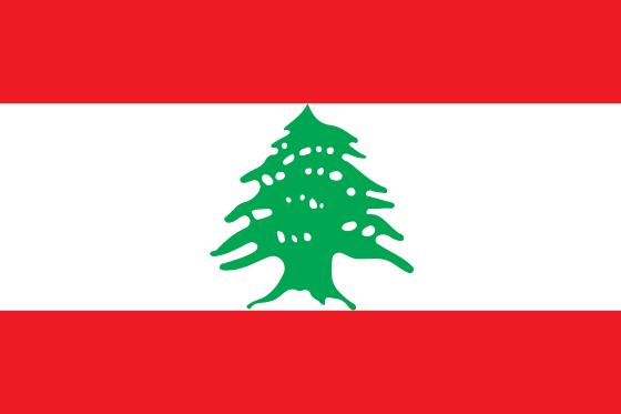 黎巴嫩國旗