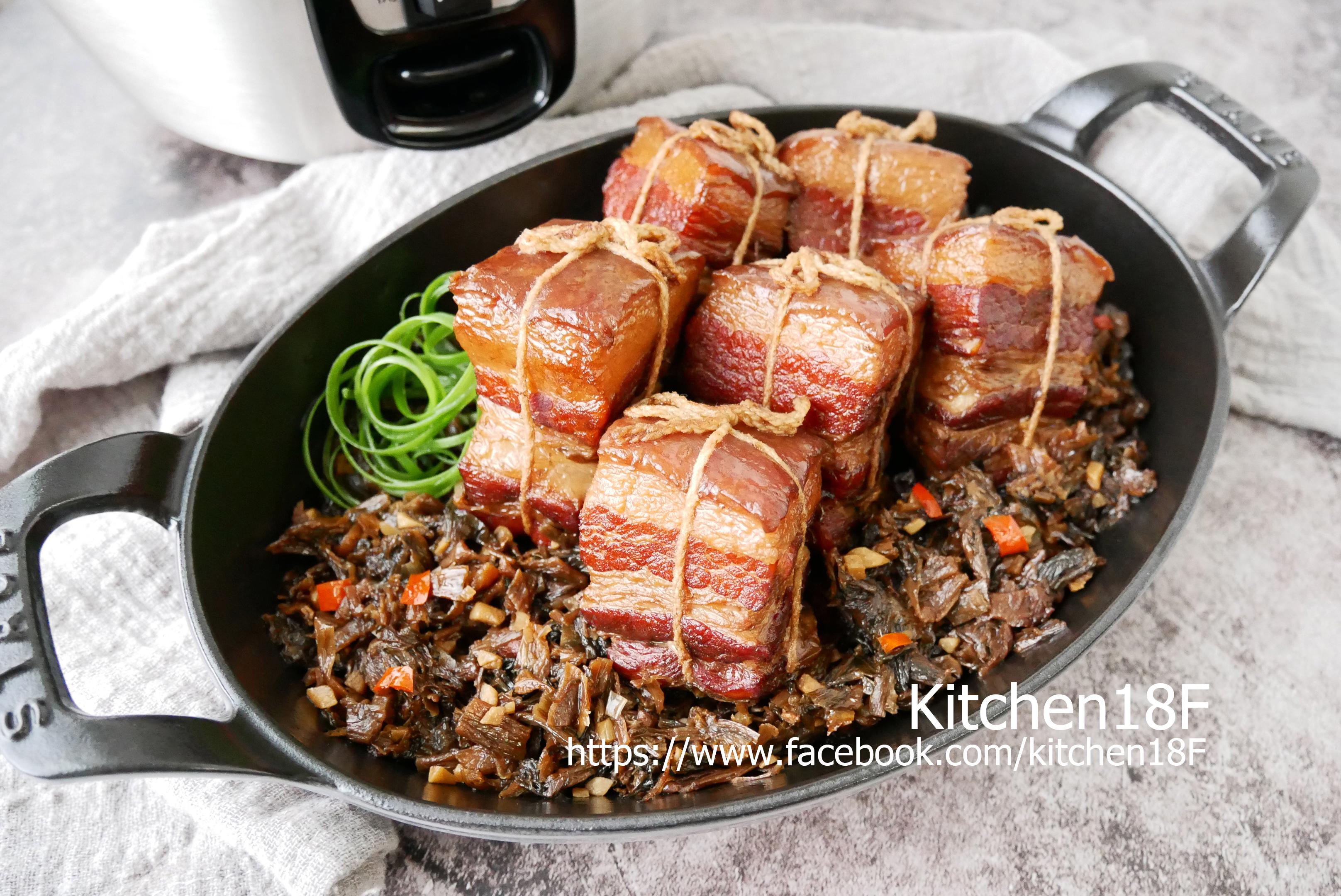 梅干東坡肉 (12-3).JPG