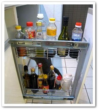我家的廚房收納空間14.