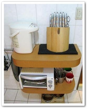 我家的廚房收納空間21.