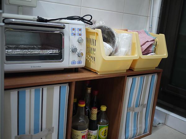 廚房收納小撇步10.