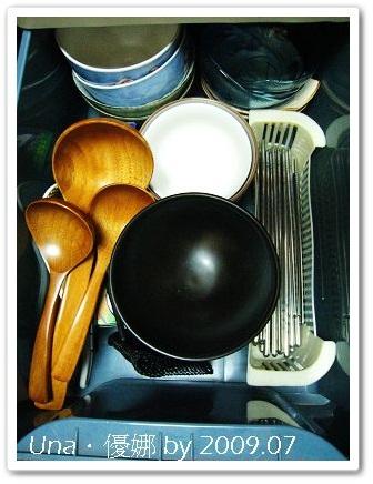 廚房收納(下):鍍鉻鐵架5.