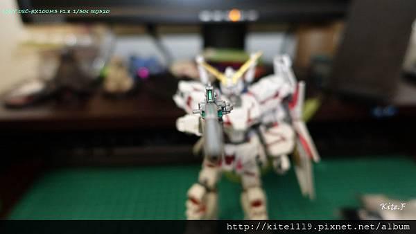 HG獨角獸鋼彈(破壞模式)