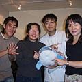 若蘭阿姨我、轉系生同學和孟姐