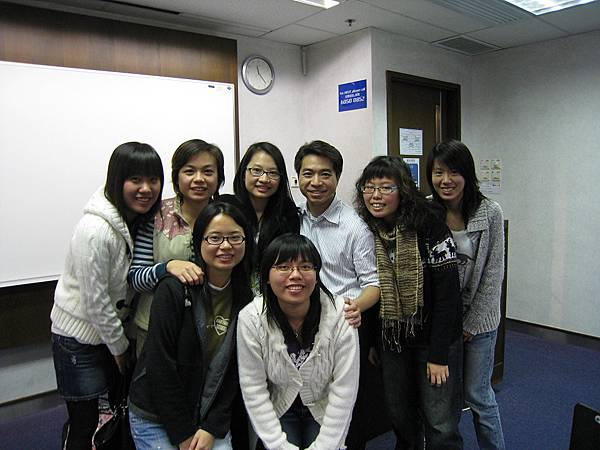 With Dr. Li