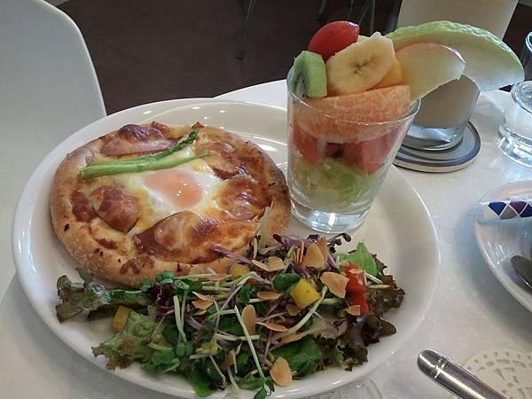 深藍早餐&Dreaming cafe午茶