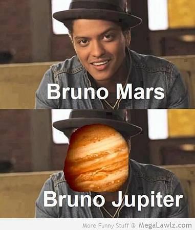 Mars & Jupiter