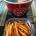 幸福幼兒園-型男主廚篇-法蘭克的炸雞餐