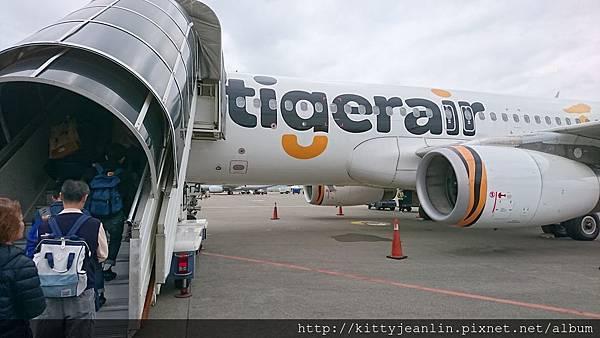 台灣虎航tigerair