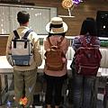 台北-夜宿機場-曼谷