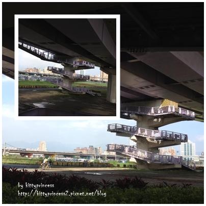 新北大橋引道