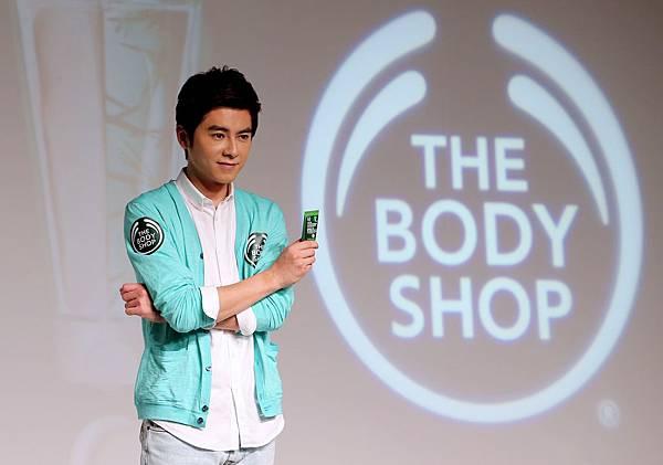 THE BODY SHOP 年度代言人 李國毅2