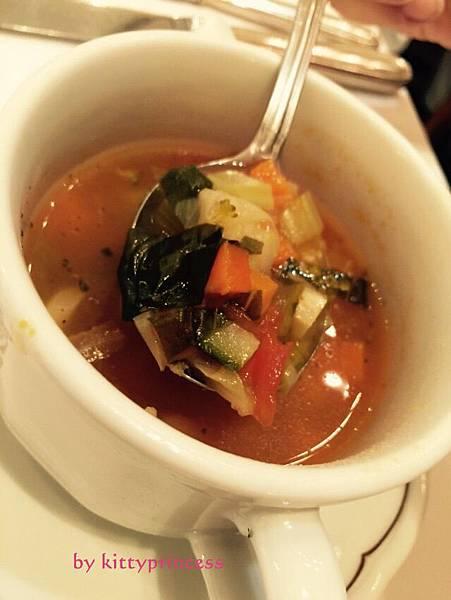 8義式蔬菜湯