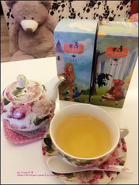[活動-德國童話茶品發表會]-公主怎能不喝屬於公主的茶呢!!~~