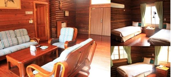 客房2(小木屋)