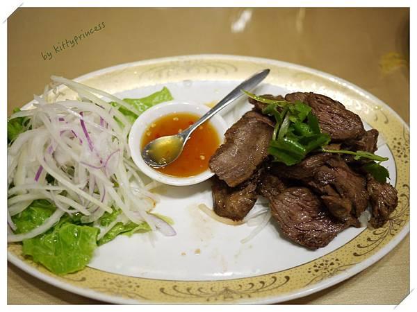 碳烤香茅牛肉1