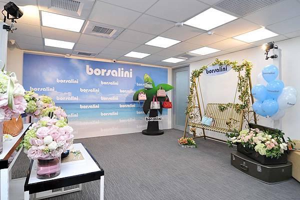 7. borsalini 2016夏日綺旅新品發表會會場-1.JPG