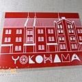 已售完~$80  地區限定紅白明信片-神奈川4