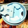 迪士尼海洋限定 海洋十週年隨行杯