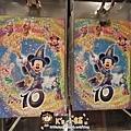 迪士尼海洋限定 海洋十週年明信片