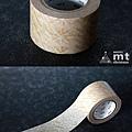 KAMOI和紙膠帶 mt2011聖誕限定單捲 手織物白