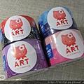 kitty ART展限定商品:ART紙膠帶2捲入一組 共四色系