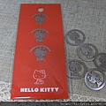 kitty ART展限定商品:造型迴紋針