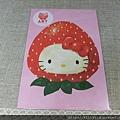 kitty ART展限定商品:水彩畫明信片04