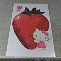 kitty ART展限定商品:水彩畫明信片06