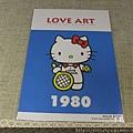 kitty ART展商品:年份明信片1980