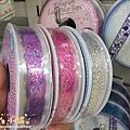 MW Lace Deco蕾絲鏤空裝飾膠帶15mm 左→右 MW91386妖精紫/MW91384蝴蝶結粉/MW91388蕾絲銀  $185/款