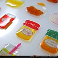 P-WORK貼紙 水晶貼系列 瓶瓶罐罐22-02 $120 A