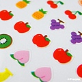 P-WORK貼紙 手帳貼系列 水果32-02 $100A