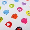 P-WORK貼紙 手帳貼系列 彩虹人SEAL32-10 $100A