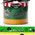 Mark's和紙膠帶 2011年限定 聖誕禮物盒系列 MKT14-GN綠