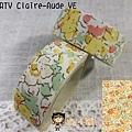 布膠帶LIBERTY Claire-Aude YE 相簿價$135 合購價$130