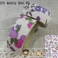 布膠帶LIBERTY Nancy Ann PU 相簿價$135 合購價$130