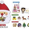 MW貼紙包 聖誕系列AMW73975聖誕老公公 $85