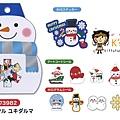 現貨已售完~MW貼紙包 聖誕系列AMW73982雪人 $85