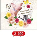 MW轉印貼紙 MW21090小豬 代買價$155