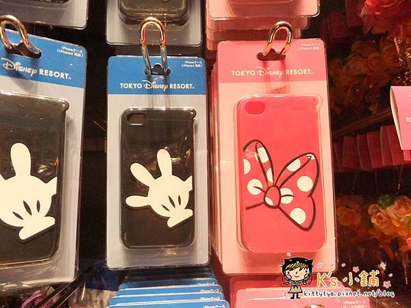 迪士尼樂園限定 iphone4矽膠手機殼