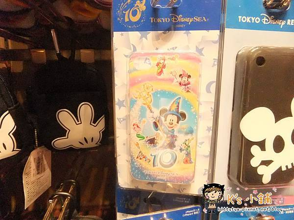 2011海洋十週年限定 iphone4手機硬殼