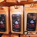 2011萬聖節限定 米奇吸血鬼iphone4手機硬殼 $900