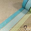 現貨已售完~Mark's和紙膠帶 LADUREE系列 LDR-MKT1-A藍